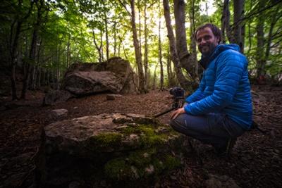 Pyrenees Travels: David Ruiz de Gopegui