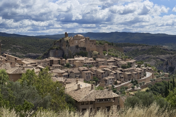 Pyrenees Travels: Collegiate Church of ALQUEZAR