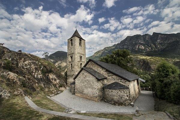 Pyrenees Travels: BOÍ TAÜLL Chapels