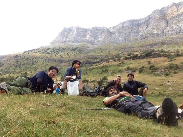 Pyrenees Travels: Break Time